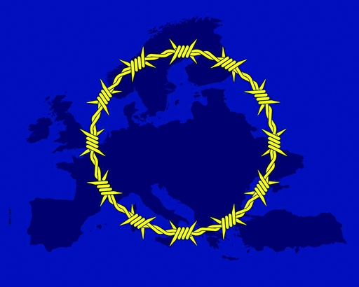 UE espinas mapa